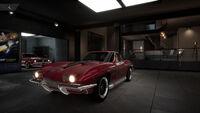 FS Chevy Corvette 67 Front