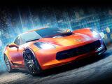Forza Street/Cars