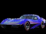 Hot Wheels Chevrolet Corvette ZR-1 50th Anniversary Original Version