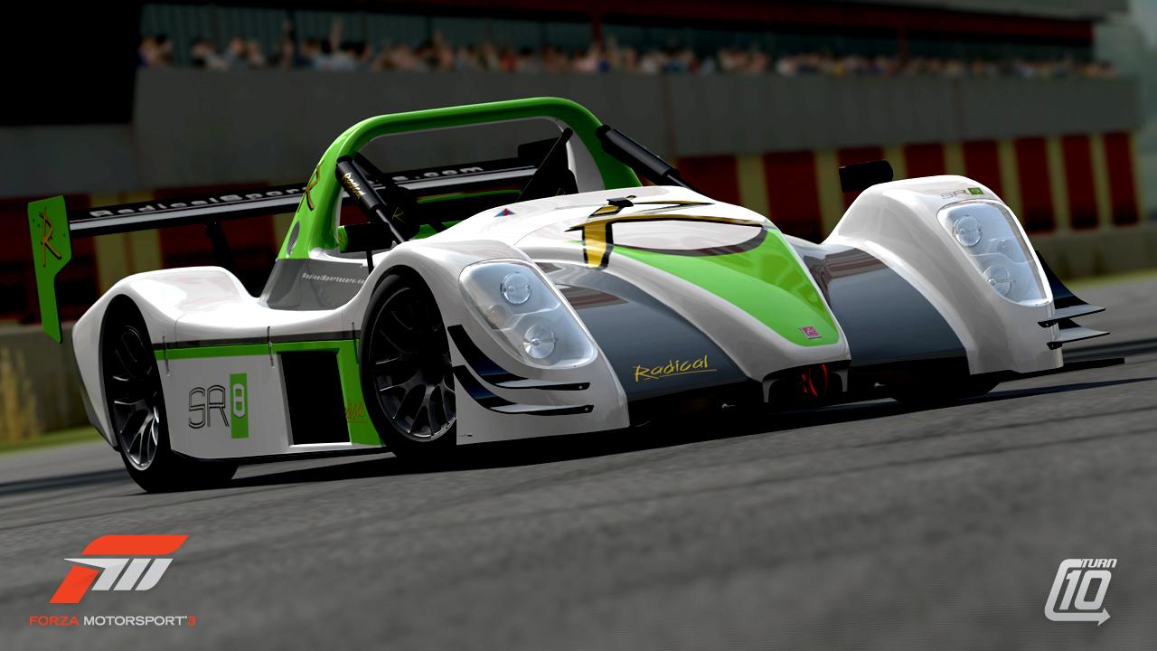 Radical SR8 Supersport   Forza Motorsport Wiki   FANDOM powered by Wikia