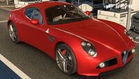 FM7 Alfa Romeo 8C Front