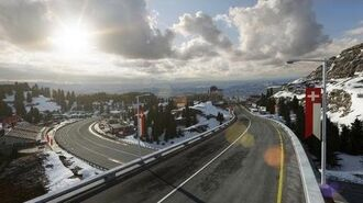 Forza Motorsport 5 Direct Feed Gameplay Bernese Alps