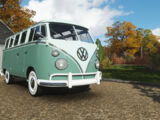 Volkswagen Type 2 De Luxe