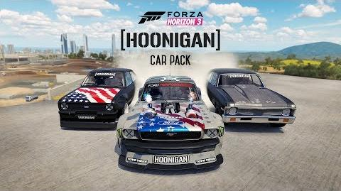 FH3 - Hoonigan Car Pack