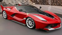 FH3 Ferrari FXX K Front