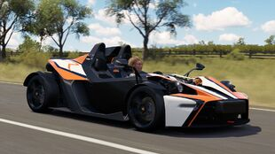 KTM X-Bow R in Forza Horizon 3