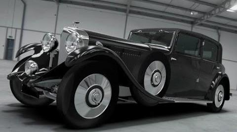 Forza Motorsport 4 Autovista - 1931 Bentley 8 Litre