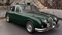 FH3 Jaguar Mk II 3.8 PoliceLights
