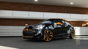 The Citroën DS3 Racing in Forza Motorsport 5