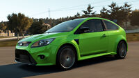 FH2 Ford Focus RS 2009