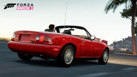 FH2 Mazda MX-5 90