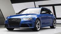 FH4 Audi RS 4 Avant front