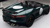 FH4 Jaguar Project 7 Rear