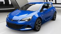 FH4 Vauxhall Astra VXR Front