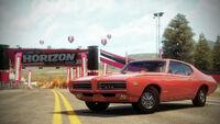 FH Pontiac GTO 69