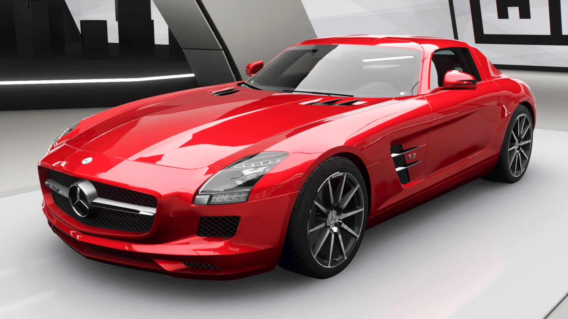 mercedes benz sls amg forza motorsport wiki fandom. Black Bedroom Furniture Sets. Home Design Ideas