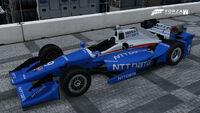 FM7 9 Honda IndyCar Front