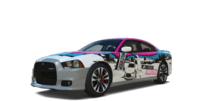 FH Dodge Charger 12 LCE