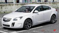 FM4 Vauxhall Insignia