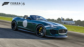 FM6 Jaguar F-Type 16 Promo
