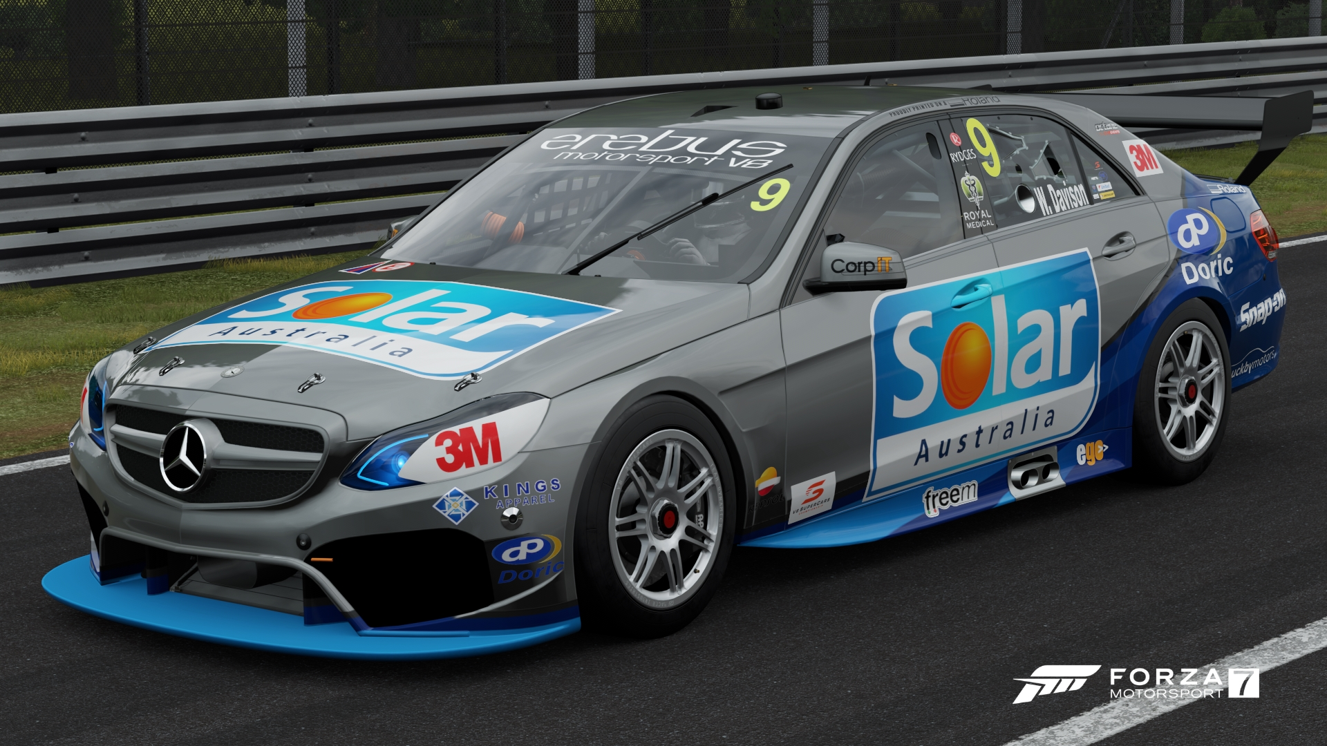 Mercedes benz e63 amg v8 supercar forza motorsport wiki for Mercedes benz motorsport