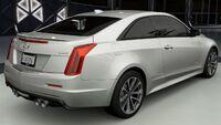 FH3 Cadillac ATS-V Rear