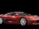 James Bond Edition Jaguar C-X75