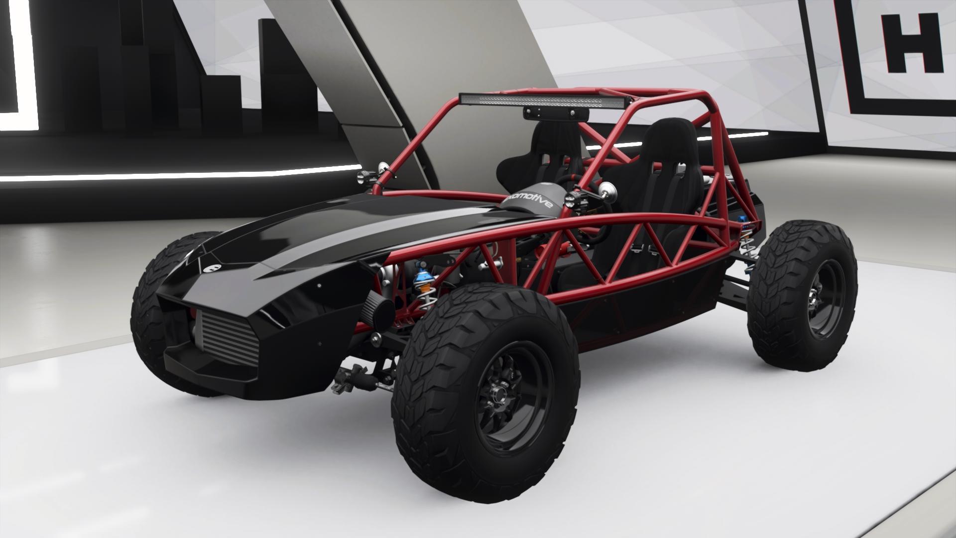 Exomotive Exocet Off-Road   Forza Motorsport Wiki   FANDOM