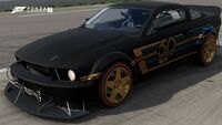 FM7 HW Ford Mustang 50th Front
