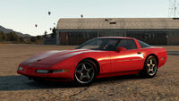 FH2 Chevy Corvette 95