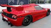 FH3 Ferrari F50 GT Rear