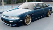 FH3 Nissan Silvia 1994 Upgrade