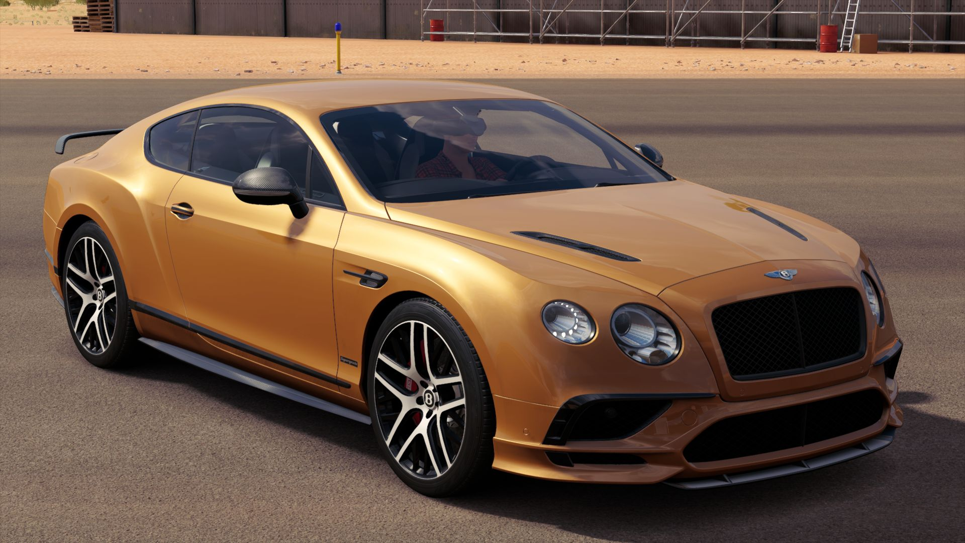 Bentley Continental Supersports 2017 Forza Motorsport