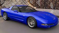FH3 Chevy Corvette 02 Front