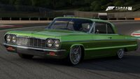 FM7 Chevy Impala FE Front