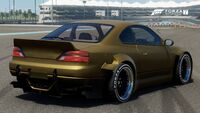 FM7 Nissan Silvia 00 FE Rear