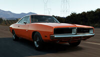 FH2 Dodge Charger 69