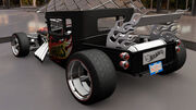 FH3 Bone Shaker Upgrade Rear