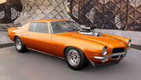FH3 Chevrolet CamaroZ28-1970 Upgrade