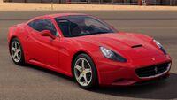 FH3 Ferrari California Front