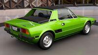FH3 Fiat X1-9 Rear