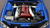 FH3 Nissan GT-R 02 Engine