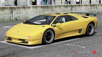 FM4 Lamborghini Diablo SV