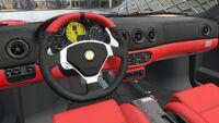 FH3 Ferrari 360 Interior