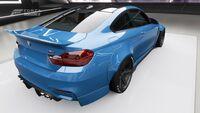 FH4 BMW M4 14 LW Rear