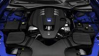 FH4 Maserati Ghibli S Q4 Engine