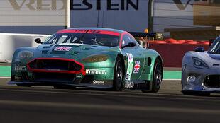 #007 Aston Martin DBR9 in Forza Motorsport 5
