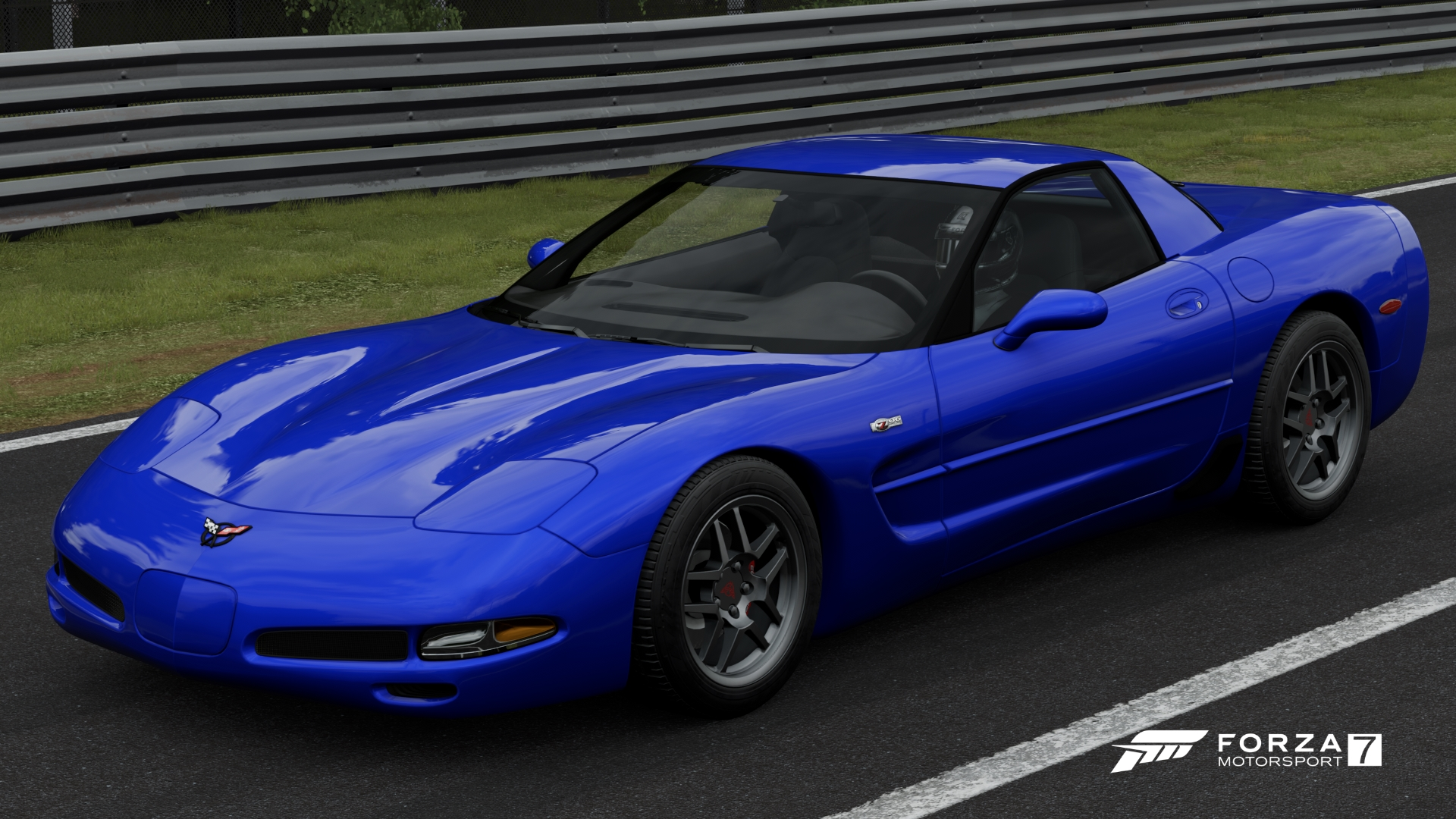 2002 Chevrolet Corvette Z06 In Forza Motorsport 7