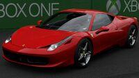 FM7 Ferrari 458 Front