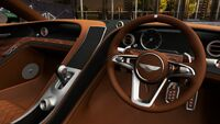 FH3 Bentley EXP Interior